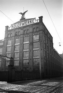 Adlerwerke um 1935/40 (Abb. 9)