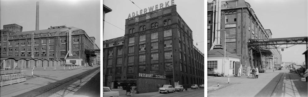 Adlerwerke um 1955