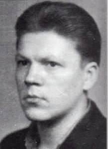 Jugendbild Zygmunt Swistak