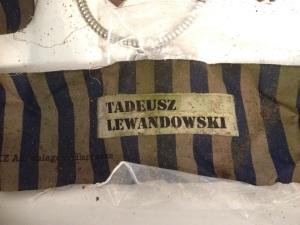 Stoffbinde von Tadeusz Lewandowski © Snejanka Bauer